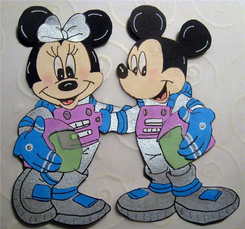 astronaut cut out mouse - photo #10