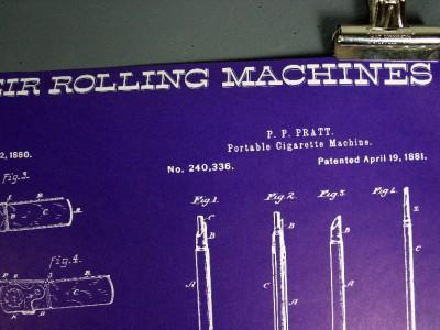 pot rolling machine