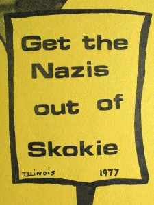 skokie vs collin Collin, the first amendment right to assemble is being tested however, in the court of public opinion and on the basis of morality, the decision would have to be in favor of the jewish people of skokie.