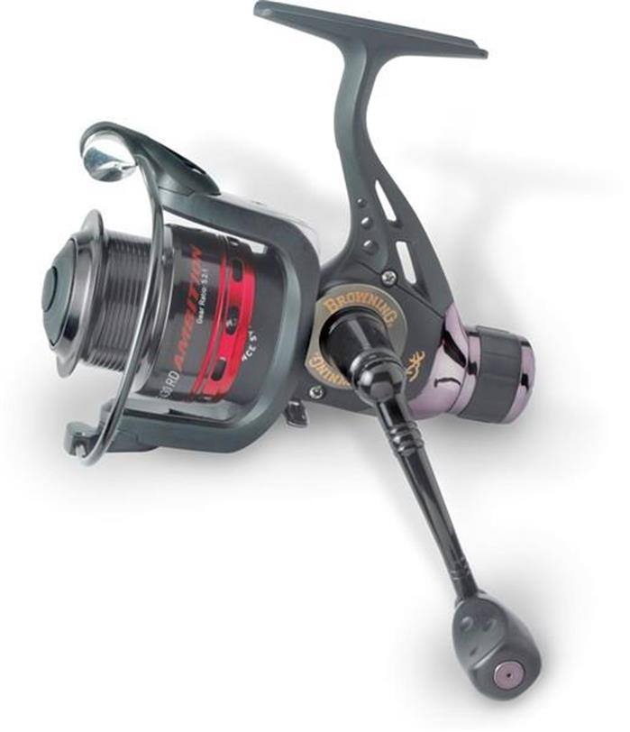 Browning ambition match 430 rd coarse fishing reels 3 1 for Browning fishing reels