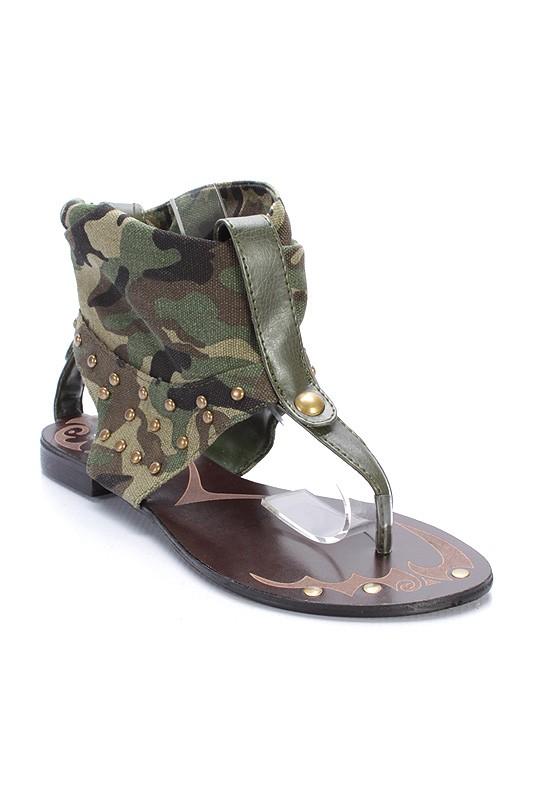 Camouflage Dress Womens Shoes With Beautiful Minimalist