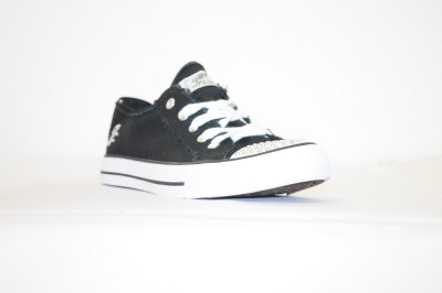 Gotta Flurt Women Fashion Sneaker Black Cystal New