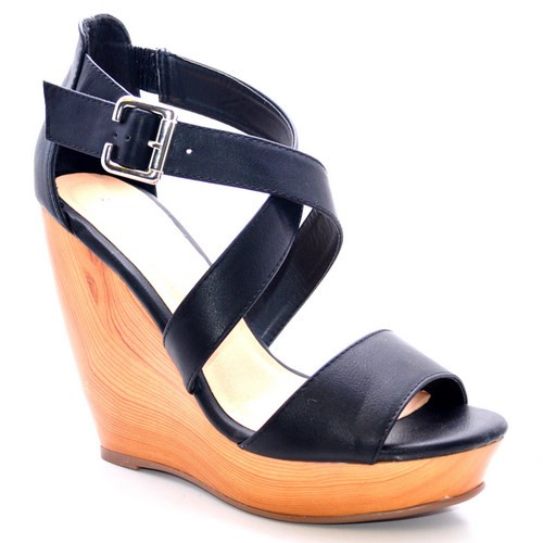 Blossome-Criss-Cross-Open-Toe-Wedge-Black-Lakers-5