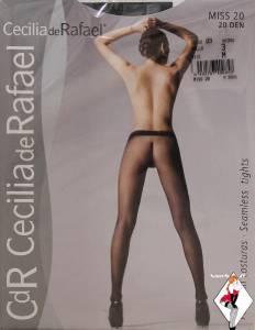 Seamless sheer to waist pantyhose