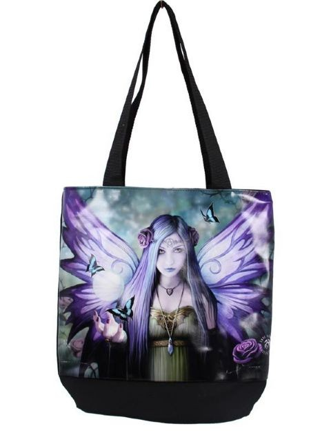 Fantasy-Angel-Anne-Stokes-Mysttic-AuraTote-bag-Shoulder-Handbag-New-Design
