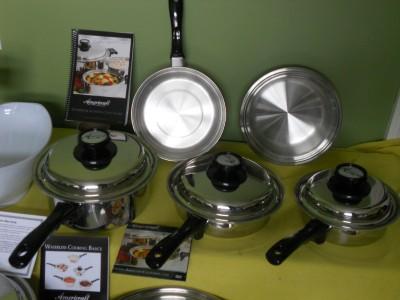 americraft kitchen lustre craft waterless stainless On kitchen craft by americraft