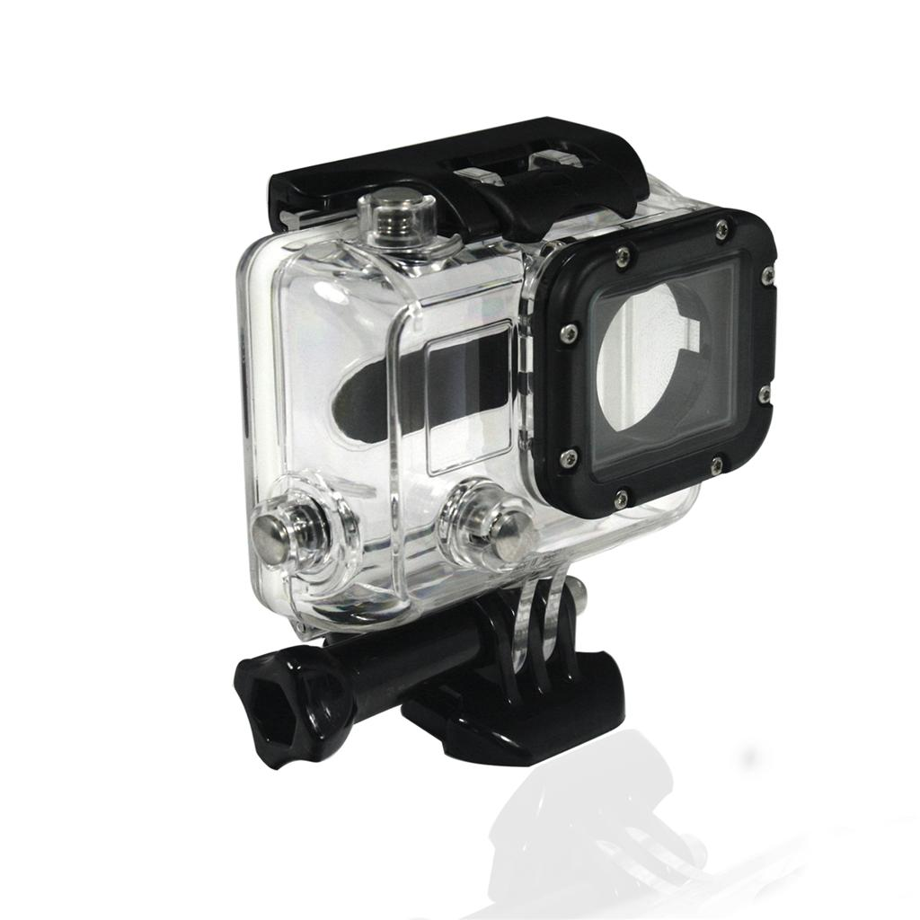 how to open gopro hero 3 waterproof case