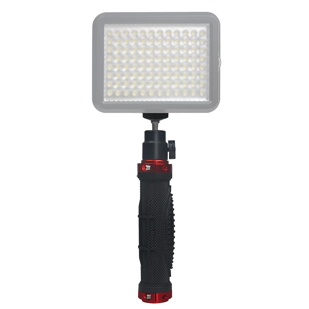 tactical selfie monopod grip rotatable gimbal tripod adapter f video light go. Black Bedroom Furniture Sets. Home Design Ideas