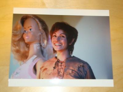 julia roberts as tinkerbell. movie still photo from Hook featuring Julia Roberts as Tinkerbell.