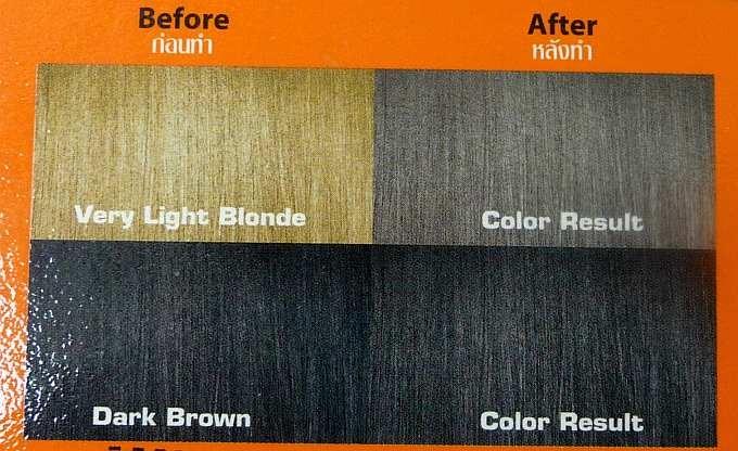 haarfarbe coloration haar cosplay gothic punk grau p17 ebay. Black Bedroom Furniture Sets. Home Design Ideas