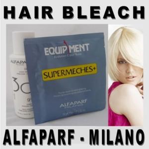hair bleaching lightening powder kit goth dye italy ebay