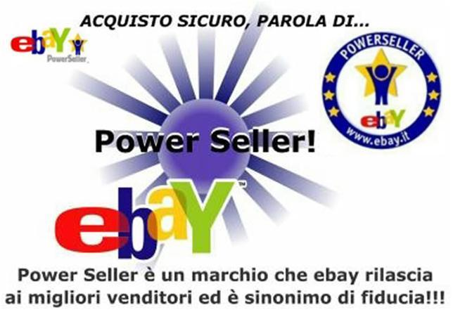 Utente powerseller