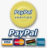 Utente Paypal verificato. Acquista in tutta sicurezza.