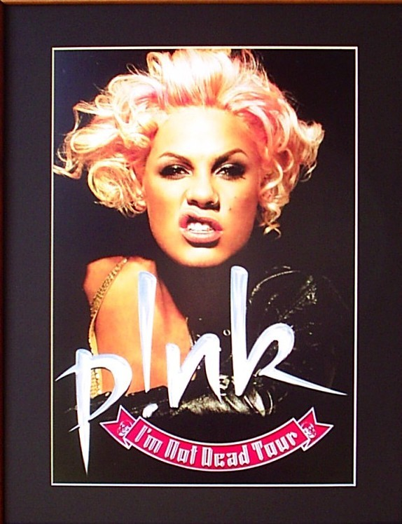 PINK-Im-Not-Dead-Tour-Poster-Ready-For-Framing