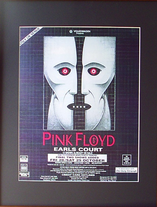PINK-FLOYD-Tour-Poster-ready-for-framing