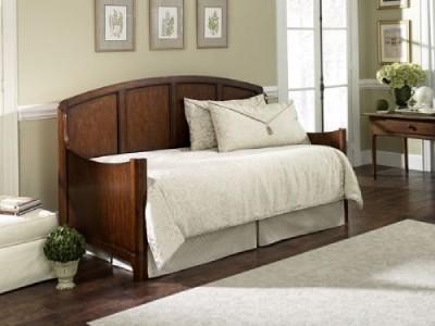 kirkwood daybed w pop up trundle ebay. Black Bedroom Furniture Sets. Home Design Ideas