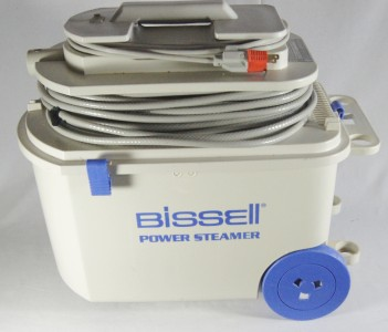 Bissell Power Steamer Machine Model 1631 Carpet Cleaning