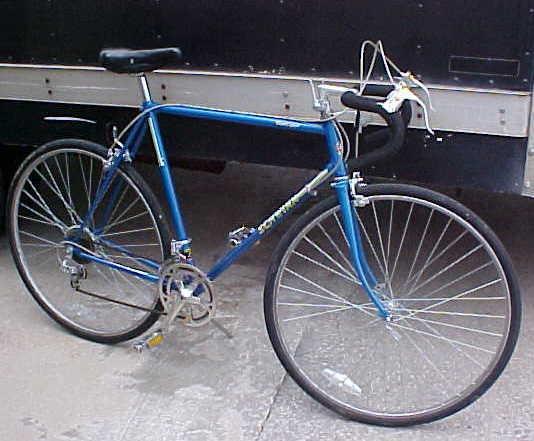 10 Speed Bike Rims : Schwinn sprint speed road racing bike bicycle with