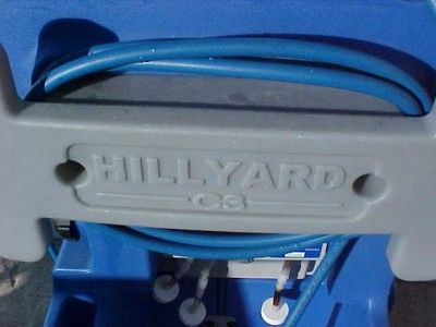 hillyard c3 machine
