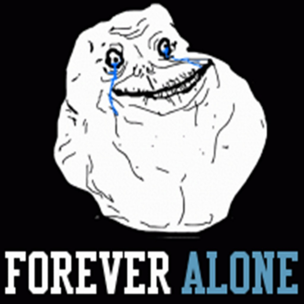 View Full Size | More meme forever alone rage troll face comics viral ...