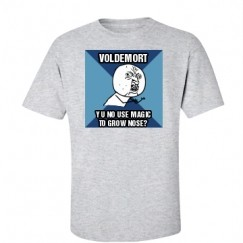 NO USE MAGIC MEME RAGE TROLLFACE COMICS VIRAL HUMOR FUNNY T-SHIRT ...