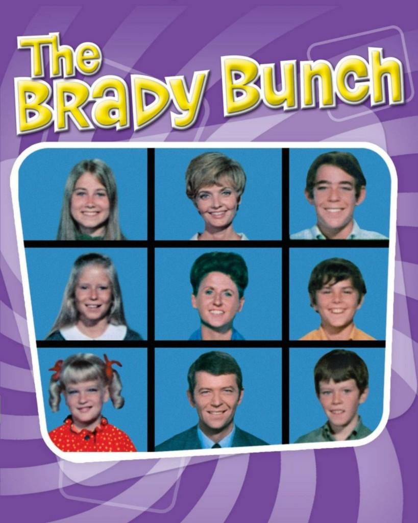 the brady bunch 8x10 11x17 16x20 24x36 27x40 tv poster