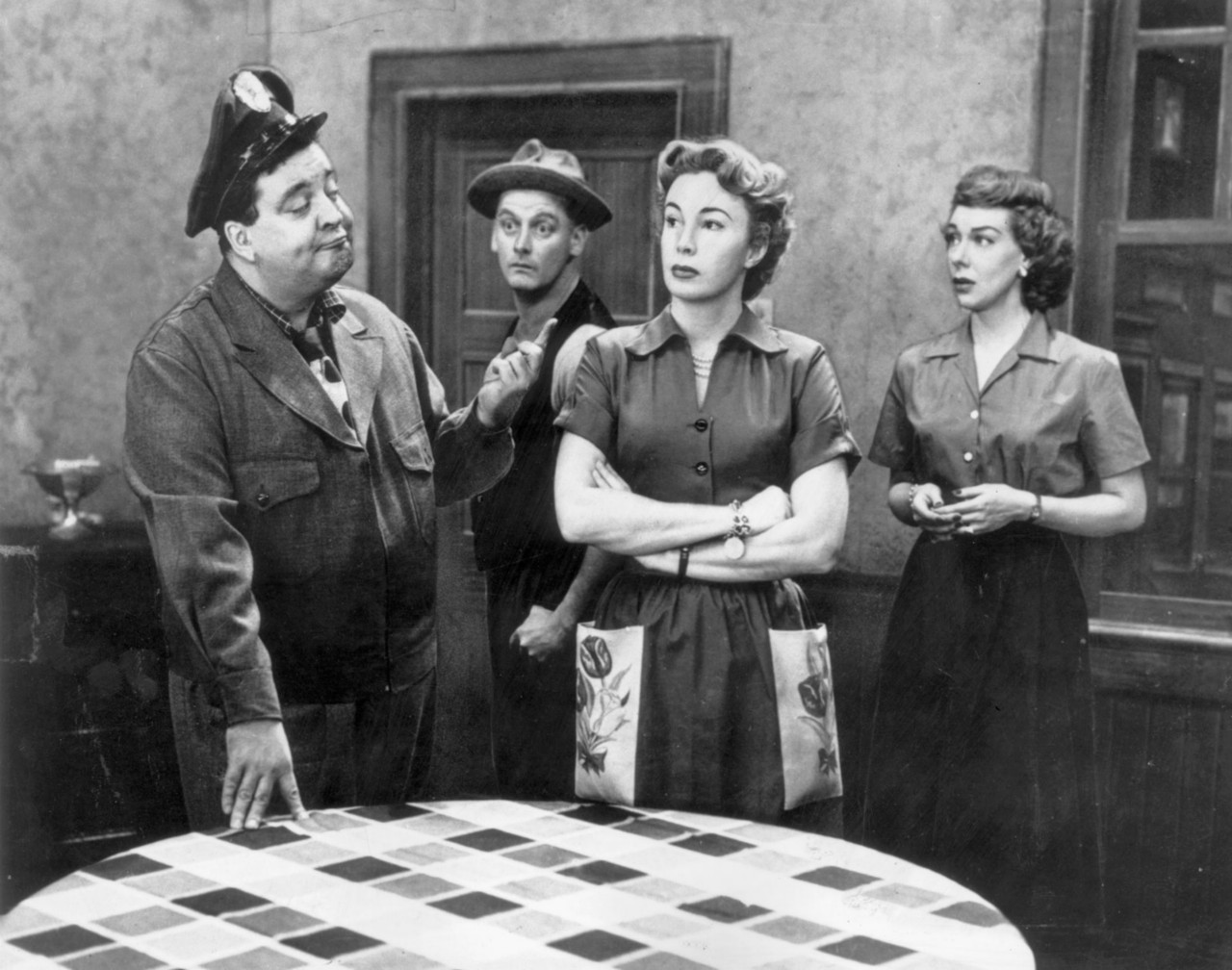 The-Honeymooners-8x10-11x17-16x20-24x36-27x40-TV-Poster-Vintage-Jackie ...