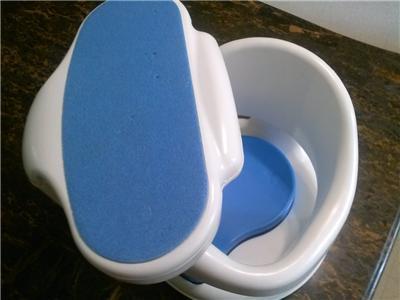 SAFETY 1ST TUBSIDE INFANT BABY BATH TUB SIDE SEAT RING EBay