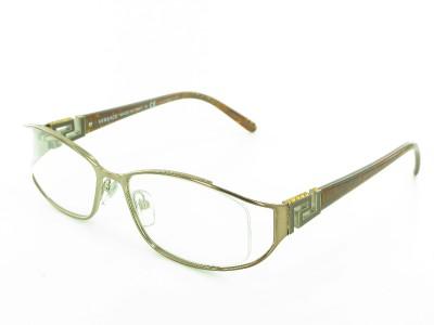 Designer Eyeglass Frames With Rhinestones : VERSACE 1128-B EYEGLASSES Women Swarovski Rhinestone ...