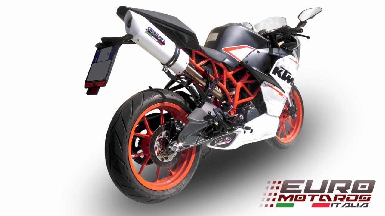 white ktm rc 390 - photo #13