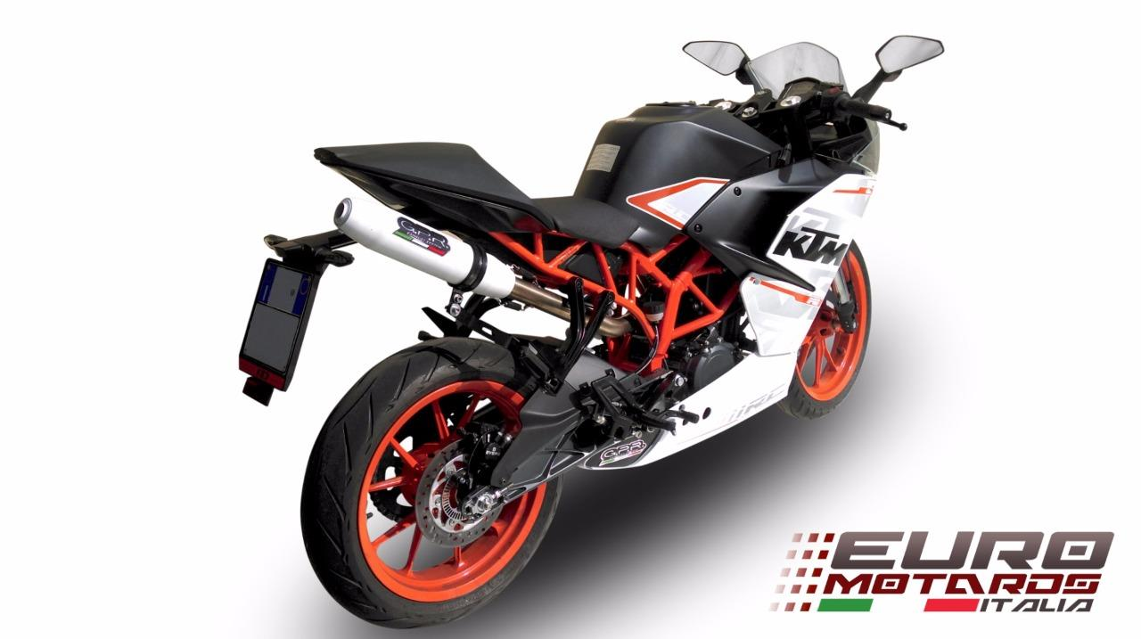 white ktm rc 390 - photo #18
