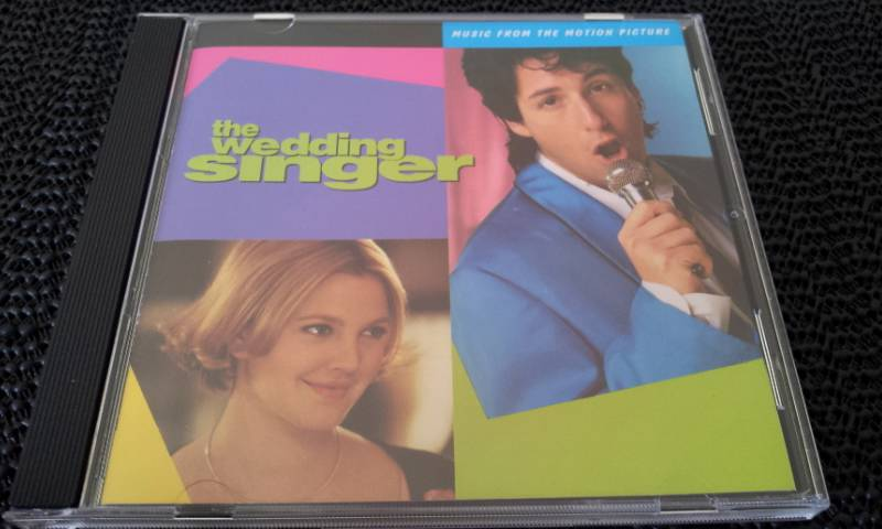 The-Wedding-Singer-Motion-Picture-Soundtrack-80s-classic-pop-1997-CD