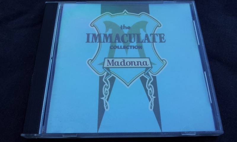 Madonna-The-Immaculate-Collection-The-very-best-of-1990-Sire-Records-CD