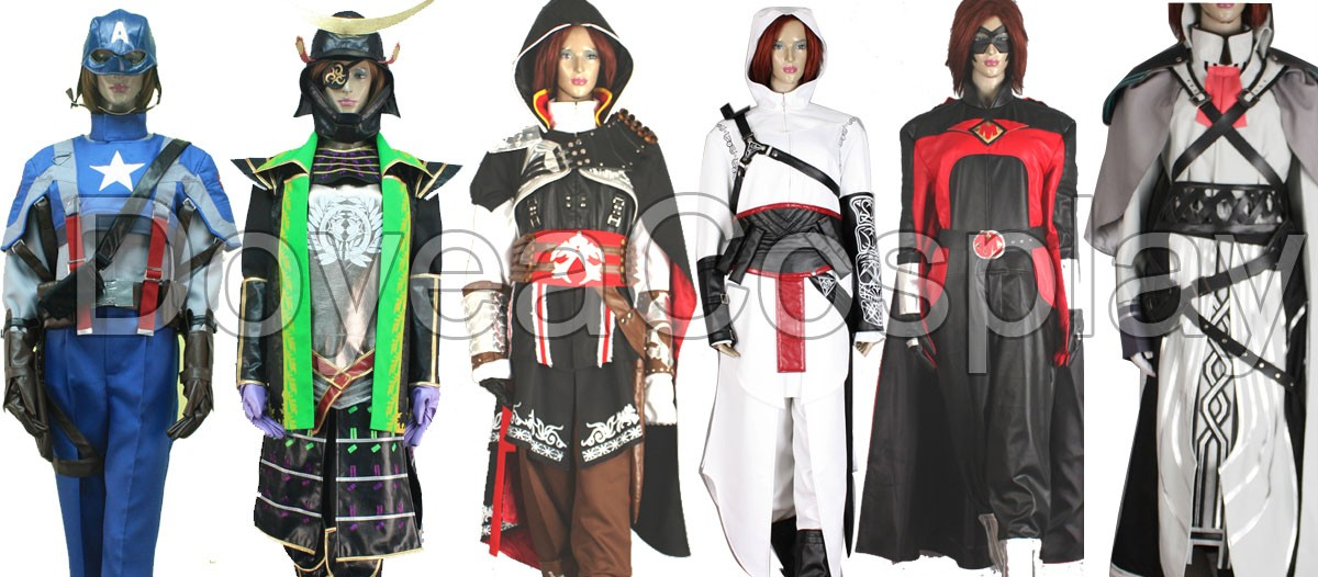 doyeacosplay costume