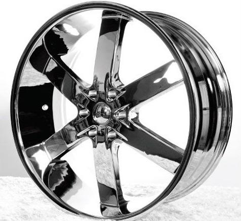 Wheelstires Packages on Wheel Tire Packages 28  Inch Triple Chrome Rims U2 55   Ebay