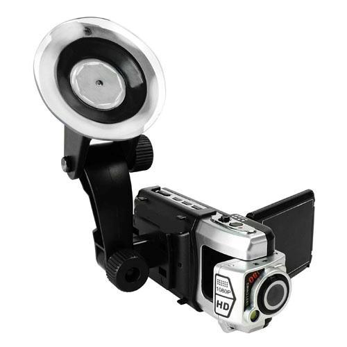 ...значит пришло время приобрести автомобильную видеокамеру F600HD, которая...