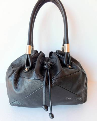 NEW-OROTON-Linea-LEATHER-BAG-HANDBAG-RRP-695-00-BLACK