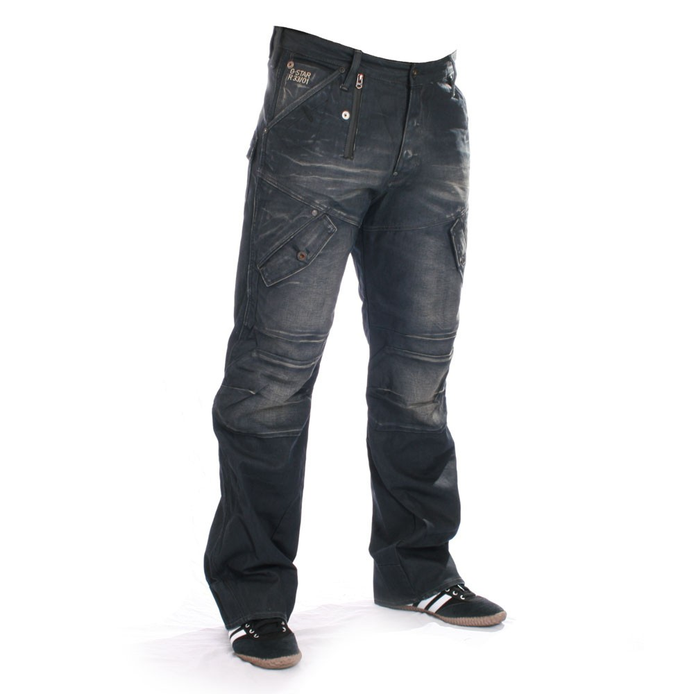 star mens scuba 5620 loose fit tech worn in jeans bnwt rrp 100. Black Bedroom Furniture Sets. Home Design Ideas