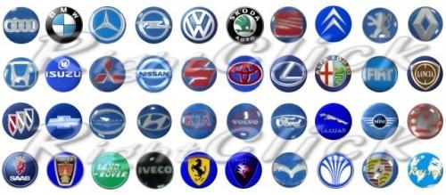 R60 Logos: Audi - BMW - Mercedes - Opel - VW Volkswagen - Skoda - Seat - Citroen - Peugeot - Renualt - Honda - Isuzu - Mitsubishi - Nissan - Susuki - Toyota - Lexus - Alfa Romio - Fiat - Lancia - Chevrolet - Chrysler - Hyundia - KIA - Volvo - Ford - Jaguar - Mini - Vauxhall - Saab - Rover - Land Rover - Iveco - Ferrari - Proton - Porsche - Daewoo - Buick - BYD - Geely - Chery - DFM Dangfeng - GM - Soueast - SouthEast - Rclick - Rightclick