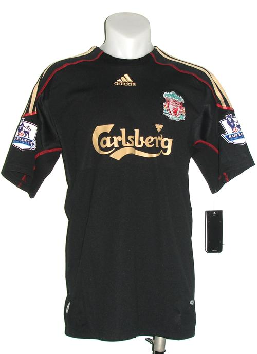 LIVERPOOL FOOTBALL SHIRT NEW SEASON 09/10 M,XL (ANY NUMBER!)
