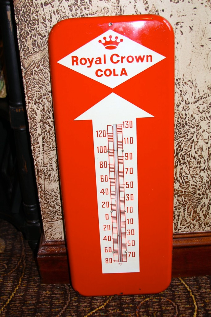 Royal crown cola thermometer dating 5