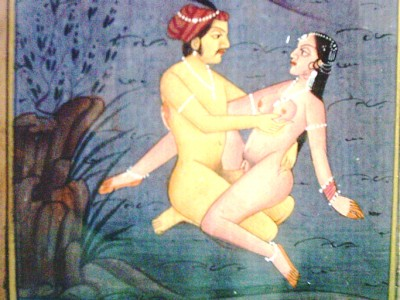 erotic mugal paintings