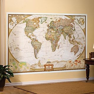world map national geographic 110x76 wall mural national geographic dinosaur mural ng94615
