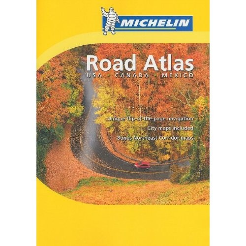 USA Large Print Road Atlas