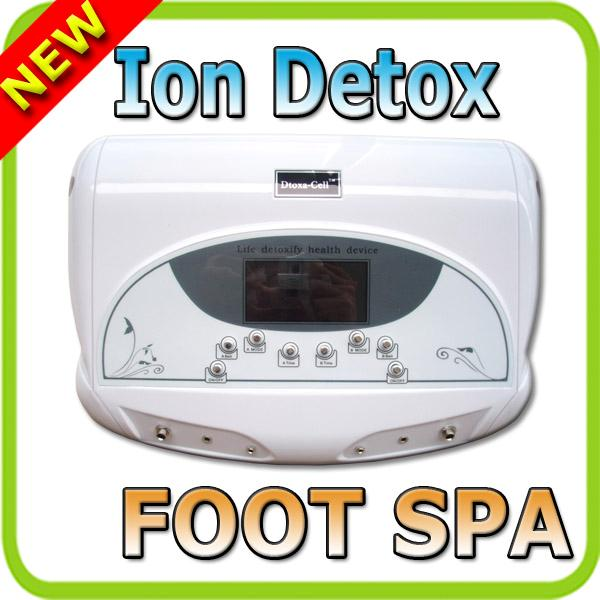 Ion Detox Foot Spa Does It Work