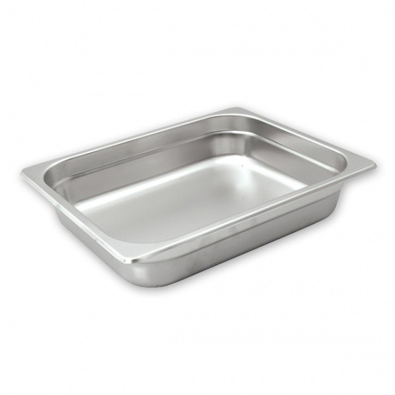 Bain-Marie-Tray-1-2-Size-100mm-Stainless-Steel