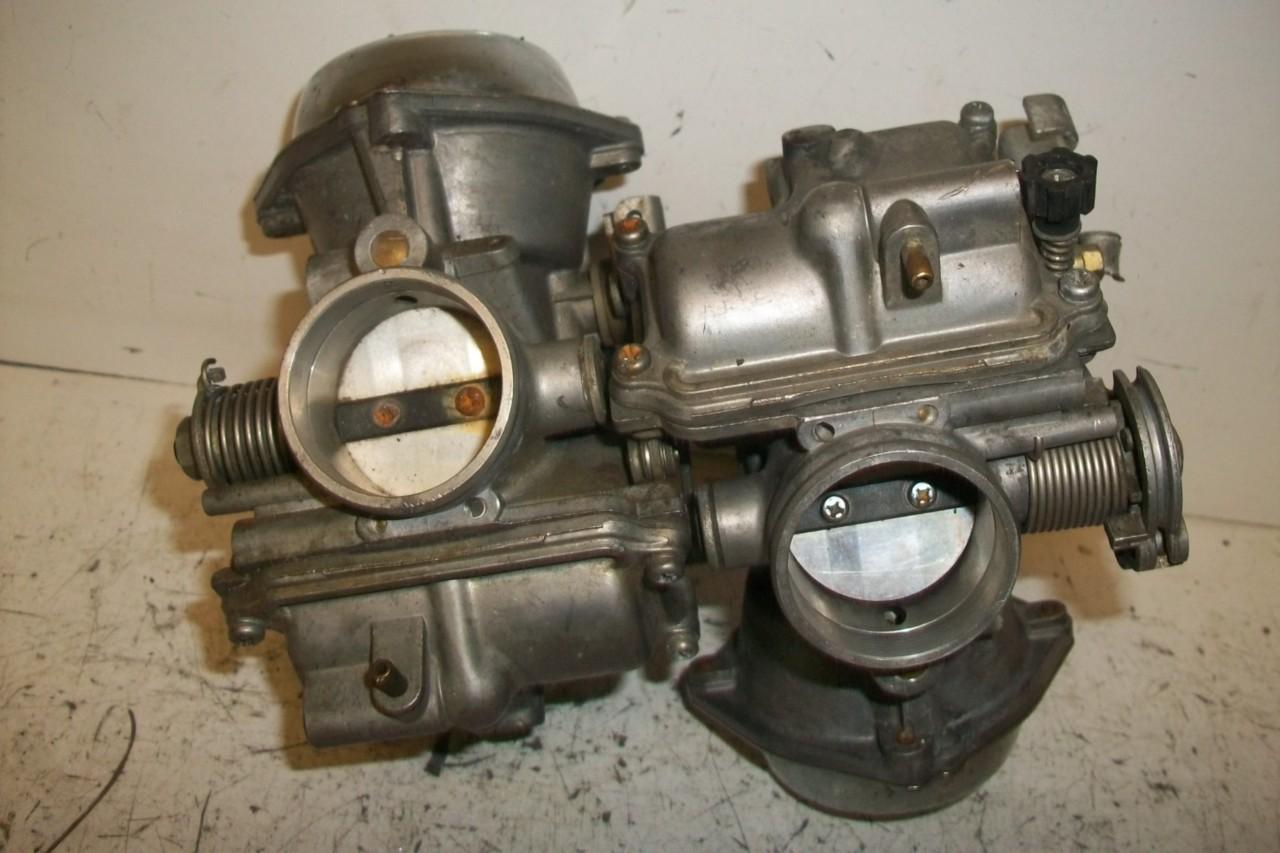 O on Honda Rubicon 500 Carburetor Diagram