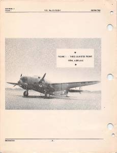 1943 WWII Pilot's Manual for the Boeing B-17 Flying Fortress 1989 Reprint