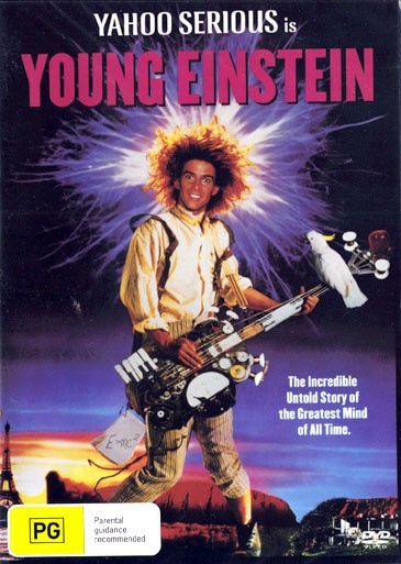 YOUNG-EINSTEIN-YAHOO-SERIOUS-NEW-SEALED-DVD