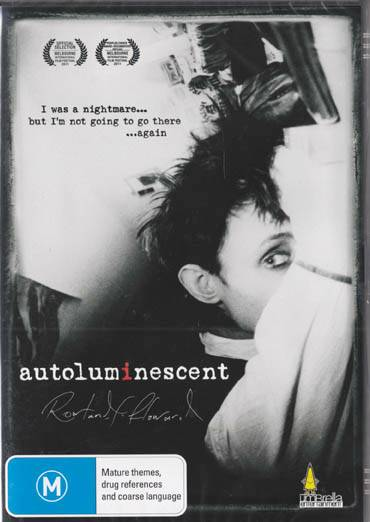 AUTOLUMINESCENT-ROWLAND-S-HOWARD-NEW-SEALED-DVD-FREE-LOCAL-POST